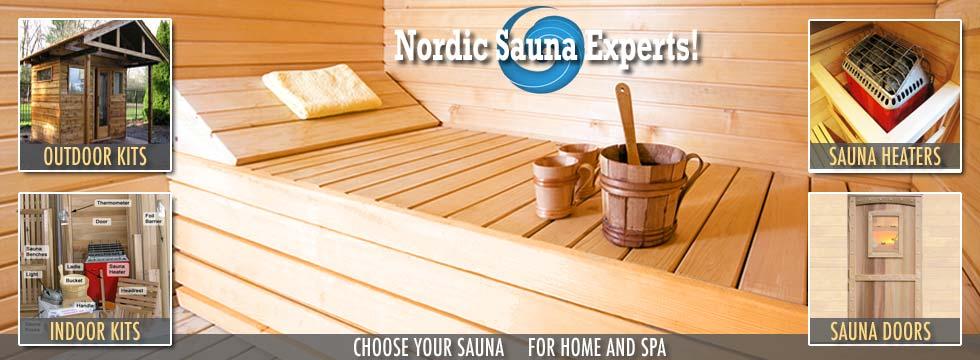 sauna styles