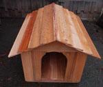 Cedar Doghouse Kits