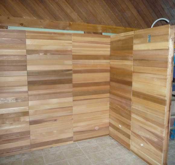 8 X12 Home Sauna Kit Heater Accessories