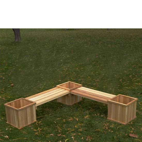 Woodwork Cedar Planter Bench Plans Pdf Download Free Christmas Yard Woodworking Patterns A