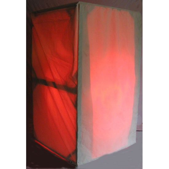infrared light sauna therapy tent. Black Bedroom Furniture Sets. Home Design Ideas
