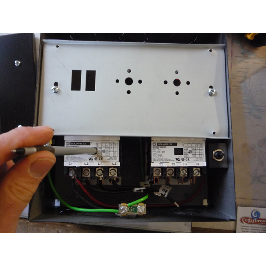 Polar, Helo, Narvi, Finnleo thermostats contactors and timers
