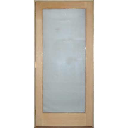 ada commercial fir sauna glass door 38 x86. Black Bedroom Furniture Sets. Home Design Ideas