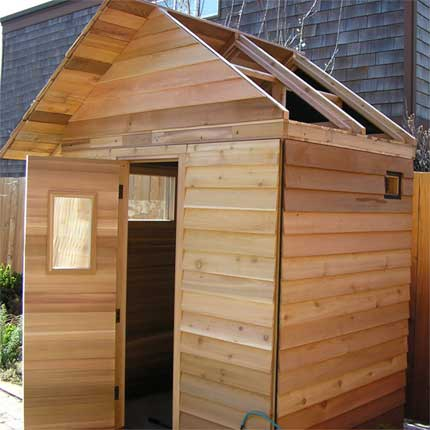Sauna Roof Kit 4 X4 Sauna Ready To Mount On Sauna Frame