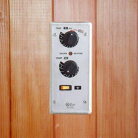Polar PSC-9 Sauna Heater Control Panel