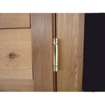 Self-Closing Bomber Sauna Door Hinge