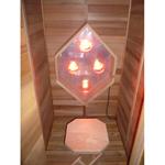 Infrared Diamond Sauna Light Box