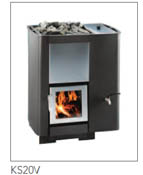 Blackline Wood Burning Model KS20V