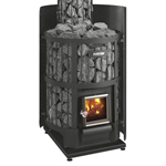 Harvia Legend Wood burner safety surround
