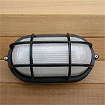 sauna flush mount light
