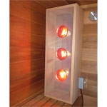Infrared Vertical Sauna Light Box