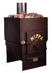 Nippa Woodburning Sauna Stove Model WC 24