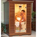 Thera Sauna 2 Person Infrared Therapy Room TS4544