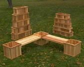 Planter Garden Boxes