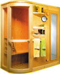 Home sauna kit differences diy precut prefab modular for Cost to build a sauna