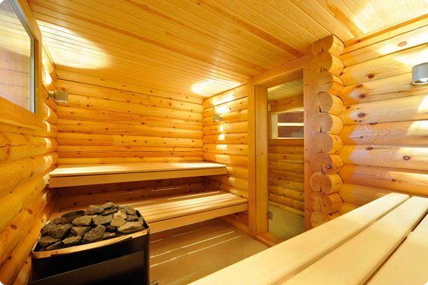 Sauna Anteroom