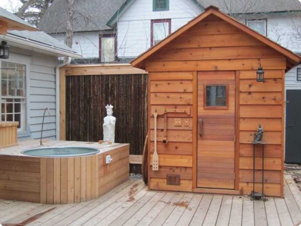 Diy backyard sauna pdf woodworking Sauna blueprints