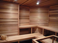 Commercial Sauna Kits