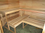 8' x 12' Indoor Sauna Benches