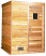 4x4 sauna kit and package