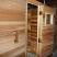 8' x 12' Indoor Sauna