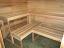 8' x 12' Indoor Sauna Benches