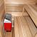 4x4 sauna interior + Polar HMR 45