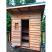 4'x6' Outdoor Sauna Kit ~ Snohomish
