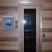 16x67 sauna door + long glass