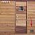 """Sauna Vent Grill 4""""x6"""" Installed"""