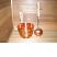 Sauna bucket and ladle