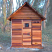 4' x 6' Outdoor Sauna Kit + Heater Package + Roof