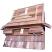Outdoor sauna roof kit