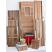Home Sauna (5x5) + Heater + Package