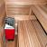 Home Sauna (5x5) Installed Interior