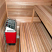 Home Sauna (4x7) Installed Interior