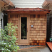Outdoor shingled sauna (5x7)