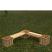 Cedar Corner Planter Bench