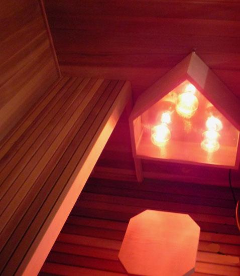 2 Person Infrared Sauna Kit