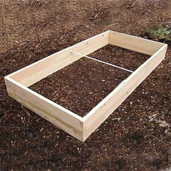 Cedar Raised Bed Garden Bed Kits