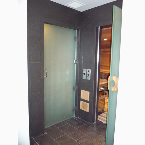 Steam Room Door Commercial El 10