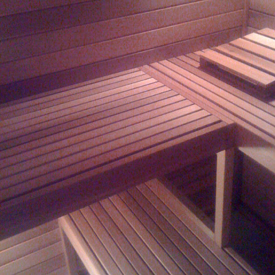Commercial 2 Quot X2 Quot Sauna Benches