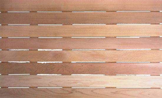 Cedar Sauna Duckboard Pre Built 19 Quot X48 Quot Flooring