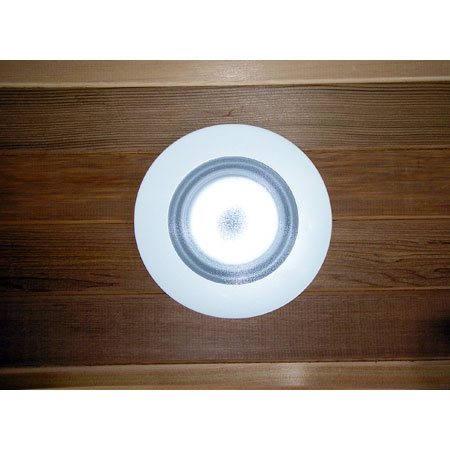 Sauna Steam Wet Rated 4 Recessed Ceiling Light