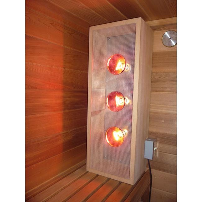 36 X 42 Infrared Cedar Sauna