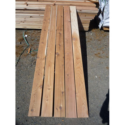 "5/4""x6"" Select Standard and Better Decking"