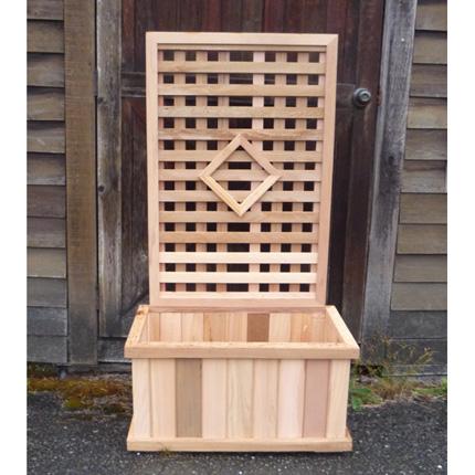 Cedar planter Box P 25-15