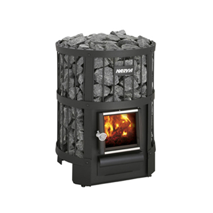 Harvia Legend 150 Wood Burning Sauna Heater