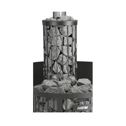 Harvia Legend Wood Burning Smoke Pipe