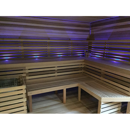 Steam and Sauna Chromatherapy Light